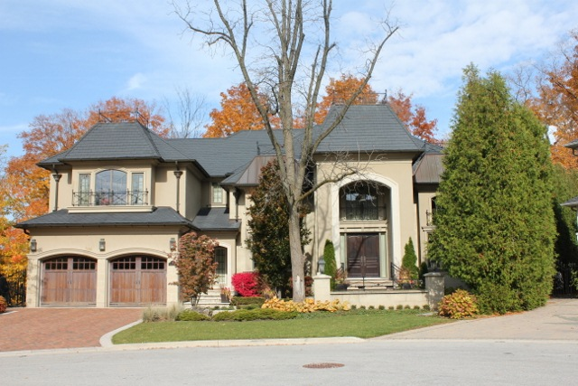 luxury house in ancaster ontario