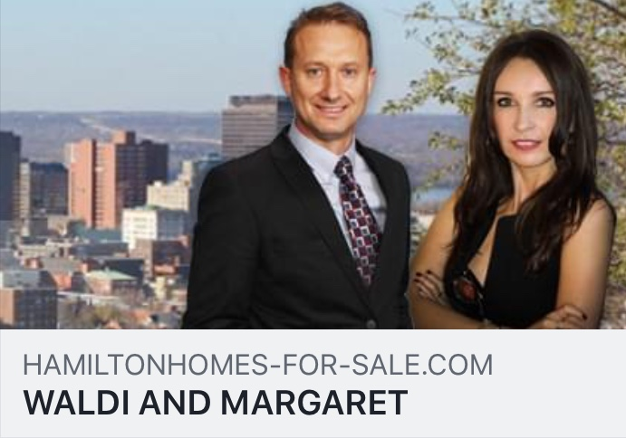 WALDI AND MARGARET NIBURSKI BEST REALTORS IN HAMILTON ONTARIO