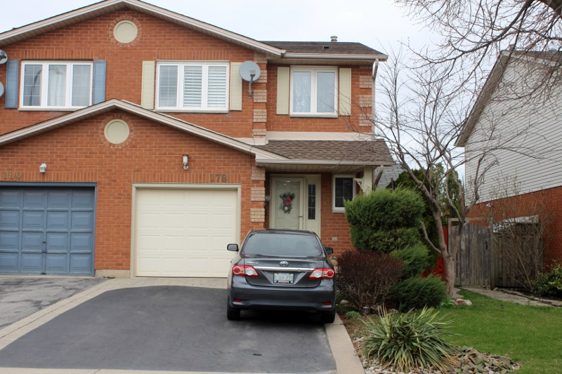 178 candlewood drive stoney creek hamilton ontario townhouse freehold for sale AFFORDABLE