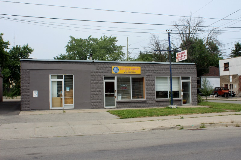 301 CROCKETT STREET HAMILTON ONTARIO COMMERCIAL FOR SALE BAKERY BUSINESS